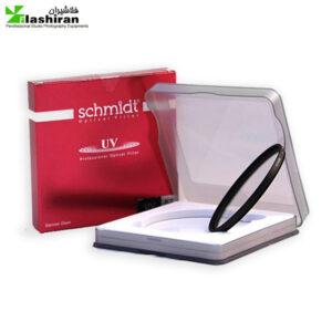 فیلتر لنز اشمیت مدل ۴۹mm UV schmidt
