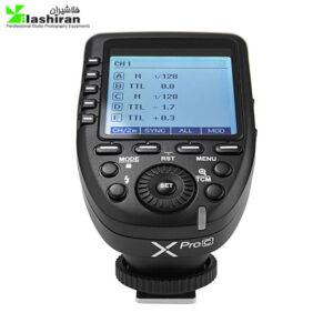 xpro godox 1 300x300 - فرستنده رادیوتریگر Godox مدل Xpro-C مخصوص دوربینهای کانن