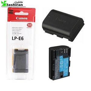 Canon LP E6N Lithium Ion Battery Pack 2 300x300 - Canon LP-E6N Lithium-Ion Battery فیک (چینی)