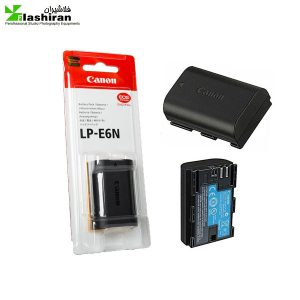 Canon LP E6N Lithium Ion Battery Pack 3 300x300 - Canon LP-E6N Lithium-Ion Battery فیک (چینی)