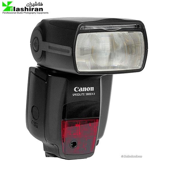 Canon Speedlite 580EX II 1 600x600 - فلاش Canon Speedlite 580EX II کارکرده