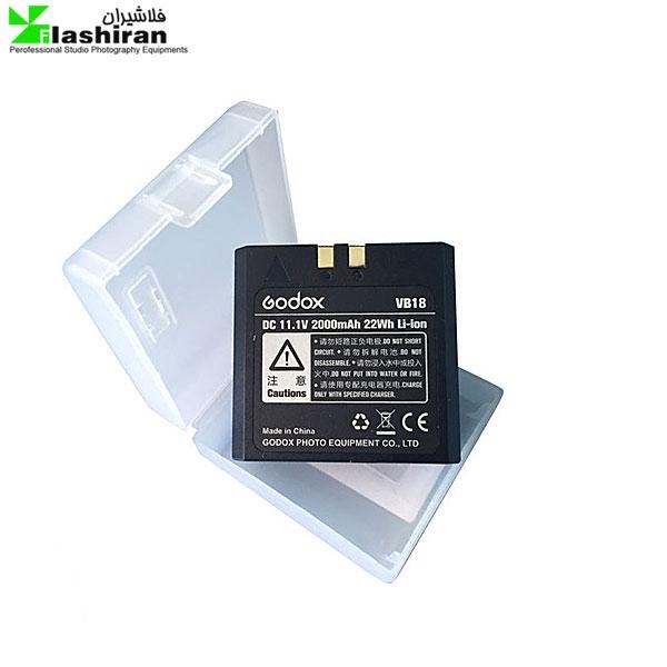 Godox VB18 2 600x600 - باتری فلاش گودوکس ۸۶۰/۸۵۰ – Godox VB18