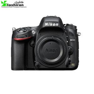 Nikon D610 Body کارکرده