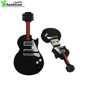 flash memory f 1 300x300 - فلش مموری فانتزی سامسونگ ۱۶ گیگ مدل گیتار ۲۳۰