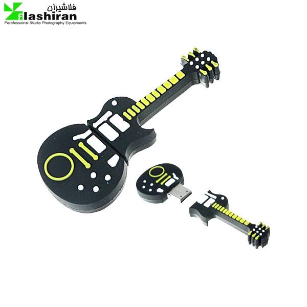 فلش مموری فانتزی سامسونگ ۱۶ گیگ مدل گیتار ۲۱۰