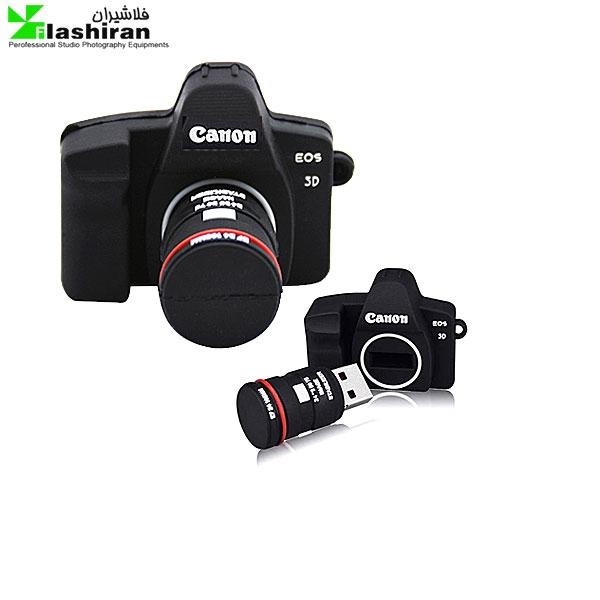 flash memory f 7 600x600 - فلش مموری فانتزی سامسونگ ۱۶ گیگ مدل دوربین کانن