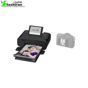 پرینتر حرارتی Canon SELPHY CP1300 Wireless به همراه کاغذ چاپ عکس ۵۴ عددی