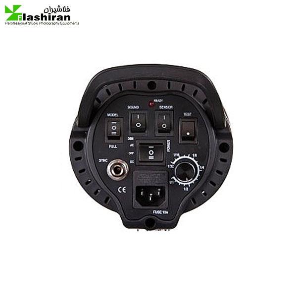 MT 400AD 2 600x600 - فلاش پرتابل برق و باطری Mettle MT-400AD