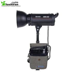 MT 400AD 3 300x300 - فلاش پرتابل برق و باطری Mettle MT-400AD