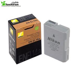 NIKON EN EL14A 300x300 - Nikon EN-EL14a Rechargeable Li-ion Battery