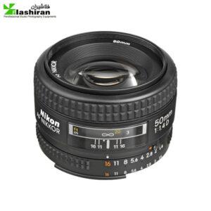 nikon af nikkor 50mm f14d 300x300 - Nikon AF 50mm f/1.4D کارکرده
