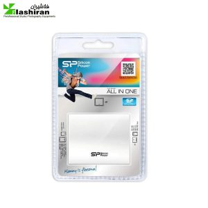 کارت خوان Silicon Power All-in-One Card Reader USB 2.0