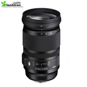 24 105 سيگما 1 300x300 - لنز سیگما کانن Sigma 24-105mm f/4 DG  Art کارکرده