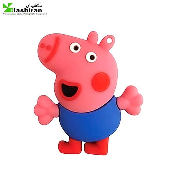فلش مموری فانتزی کینگ فست ۳۲ گیگ مدل خوکی