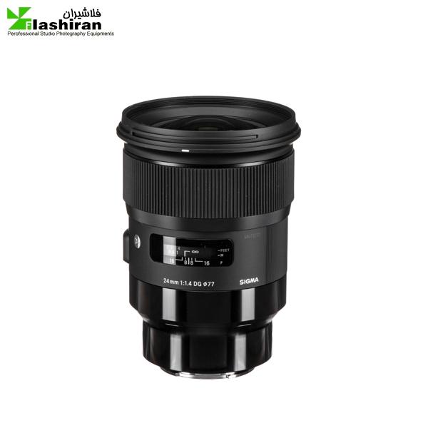 24 mm sigma 1 600x600 - لنز سیگما sigma 24 mm f/1 4 DG  ART کارکرده