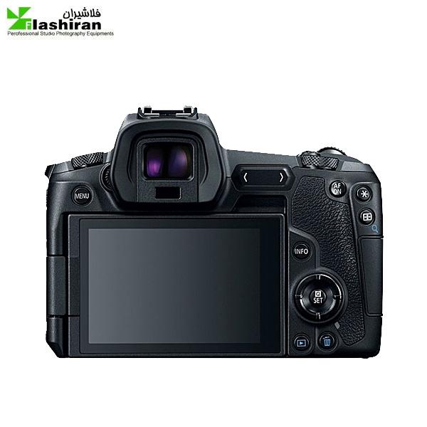 Canon EOS R 1 600x600 - Canon EOS R Mirrorless با لنز mm 24-105دارای مانت و اداپتور