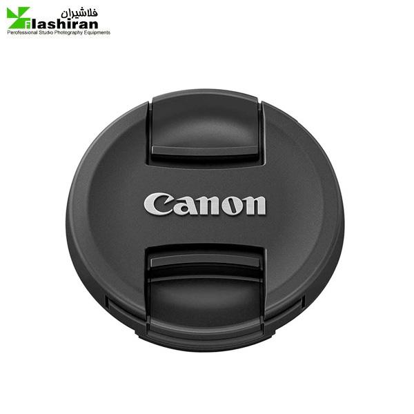 Cap lens canon1 600x600 - درب لنز کانن Canon LensCap 58mm