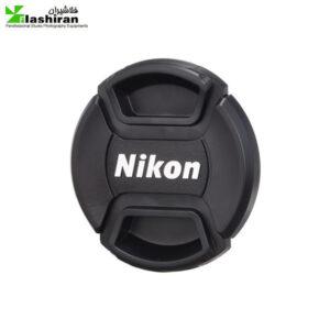 Cap lens nikon1 300x300 - درب لنز نیکون Nikon LensCap 52mm