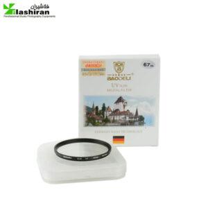 67 eslim 300x300 - فیلتر لنز بائودلی Baodeli UV slim 67 mm