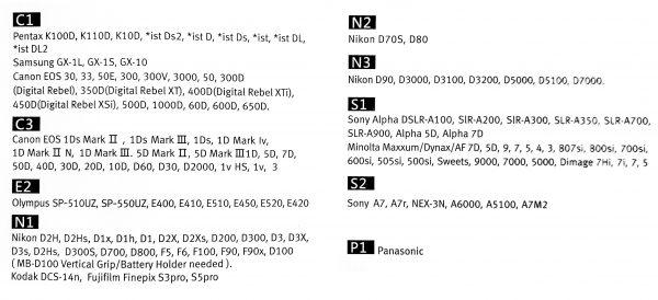 cable 12001 - کابل دکلانشور نیکون مدل Nikon N1