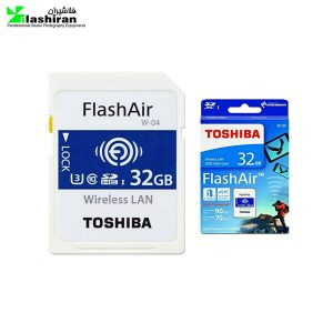 toshiba FlashAir Memory Card 32GB