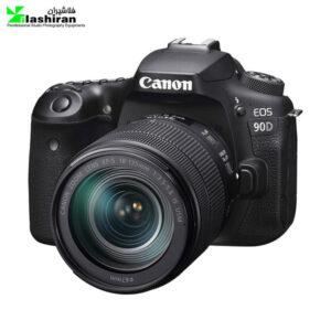 90d 4 300x300 - Canon EOS 90D DSLR Camera 18-135