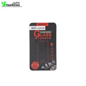 glass 80 300x300 - glass 80d .70d. 750d .760d. 7d. 700d محافظ صفحه نمایش دوربین روفی