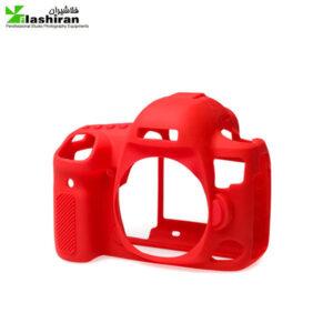 kaver red 2 300x300 - محافظ ژله ای دوربین قرمز عکاسی کانن مدل Canon 5D Mark IV