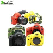 محافظ ژله ای  زرد دوربین عکاسی کانن مدل Canon 5D Mark IV