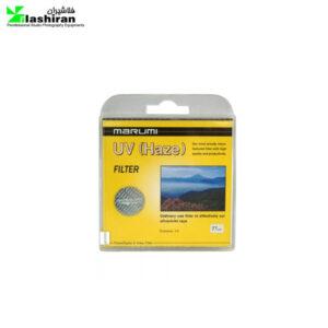 فیلتر لنز مدل uv marumi 77