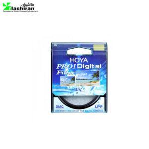 فیلتر لنز مدل hoya 55