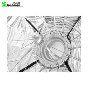 سافت پارابولیک پرتابل در ابعاد ۷۰ cm عمق ۶۰ cm