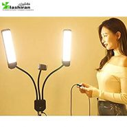 نور ال ای دی Life of Photo مدل Double Arm Light LF-Y500