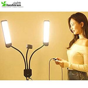 نور ال ای دی Life of Photo مدل Double Arm Light LF-Y500