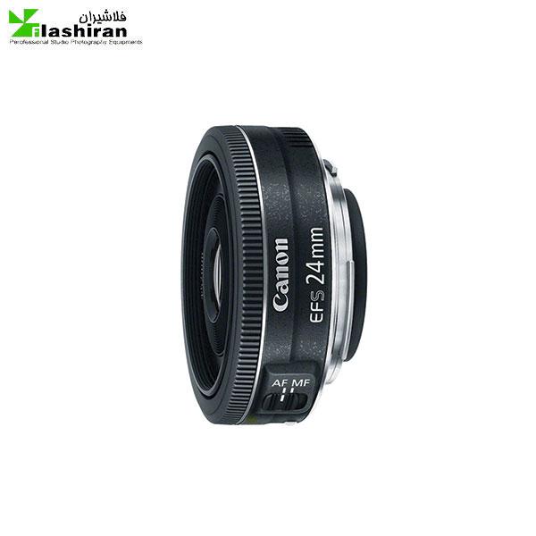 لنز واید کانن Canon EF-S 24mm f/2.8 STM