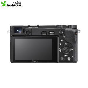 Sony Alpha a6100 Mirrorless  with 16-50mm Lens