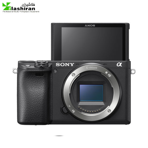 Sony Alpha a6400 Mirrorless  with 18-135mm Lens