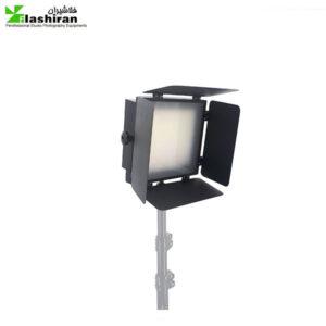 نور فلات SMD مربعی شیدر دار مدل S290