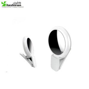 ring 2 300x300 - رینگ لایت موبایل RK-17S