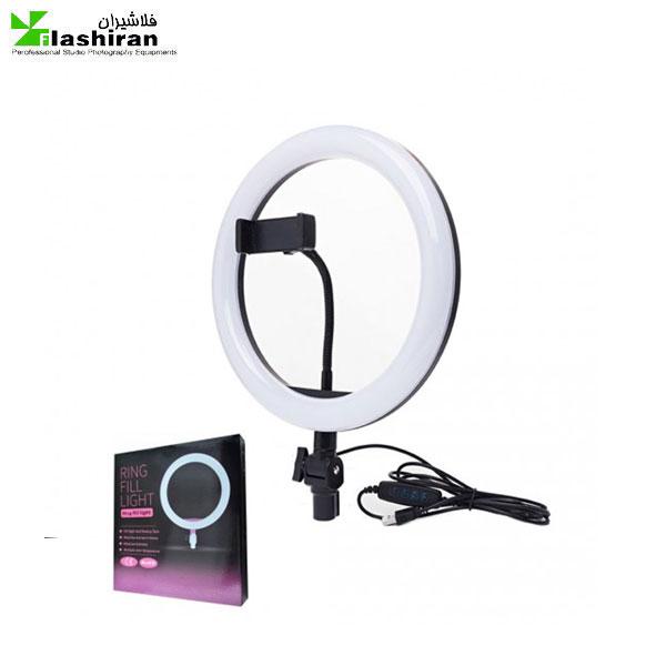 رینگ لایت عکاسی Ring Fill Light ZD666 به همراه سه پایه