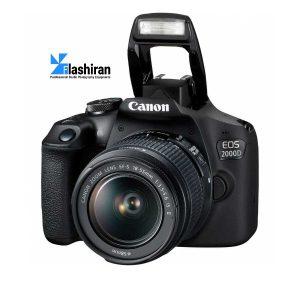 دوربین کانن Canon EOS 2000D EF-S 18-55mm IS III