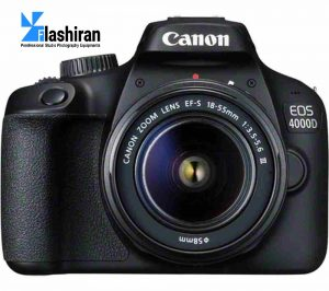 دوربین کانن Canon 4000D EF-S 18-55mm IIIفلاشیران