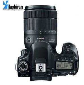 دوربین کانن Canon EOS 80D 18-135 IS USM