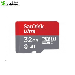 کارت حافظه microSDXC سندیسک  ۳۲ گیگ با گارانتی
