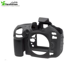 محافظ ژله ای  مشکی دوربین عکاسی  مدل Nikon 7100-7200