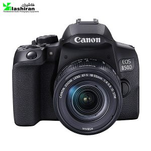 دوربین کانن Canon 850D EF-S 18-55mm STM