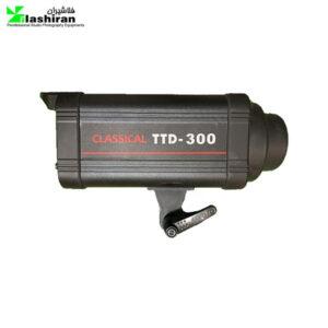 کیت فلاش  CLASSICAL TTD-300 کارکرده