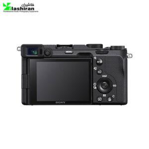 دوربین بدون آینه سونی  SONY Alpha a7C
