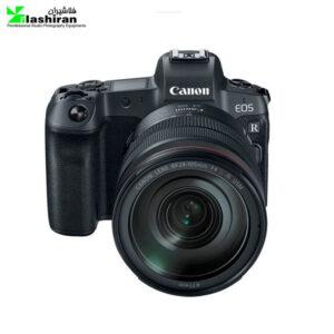 canon r 300x300 - دوربین بدون آینه کانن  همراه با مانت Canon EOS R Kit 24-105mm USM کارکرده