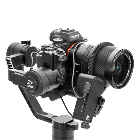 zhiyun mechanical follow focus for crane 2 - فلاشیران